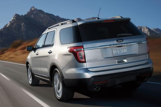 2014 Toyota Highlander vs. 2014 Ford Explorer: Which Is Better? featured image large thumb4