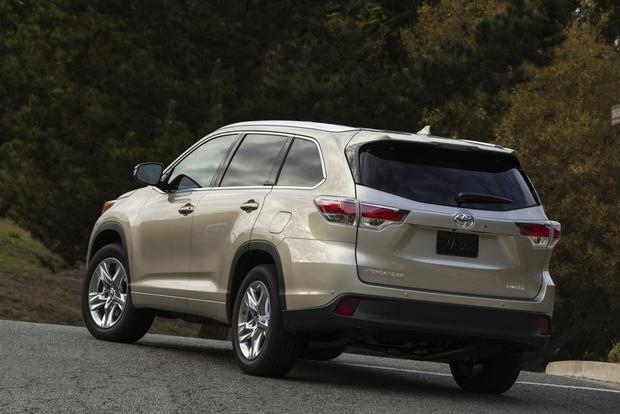 2014 Toyota Highlander vs. 2014 Ford Explorer: Which Is Better? featured image large thumb5