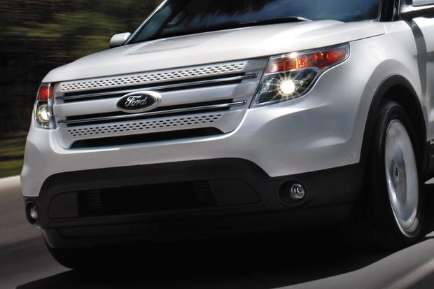 2014 Toyota Highlander vs. 2014 Ford Explorer: Which Is Better? featured image large thumb6