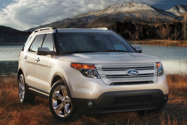 2014 Toyota Highlander vs. 2014 Ford Explorer: Which Is Better? featured image large thumb10