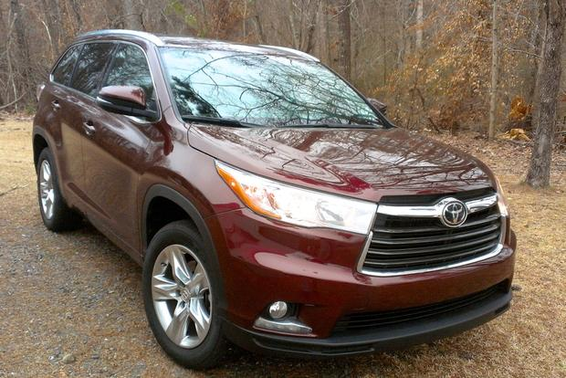 2014 Toyota Highlander Limited: Real World Review featured image large thumb0