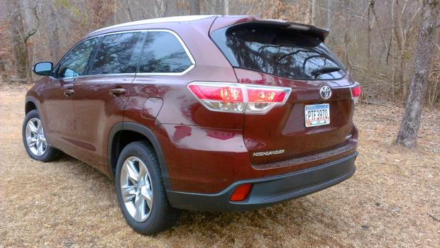 2014 Toyota Highlander Limited: Real World Review featured image large thumb1