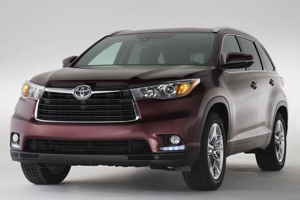2014 Toyota Highlander: New Car Review featured image large thumb1