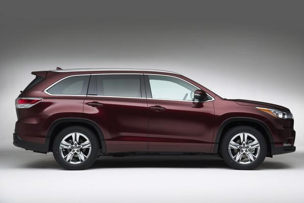 2014 Toyota Highlander: New Car Review featured image large thumb2