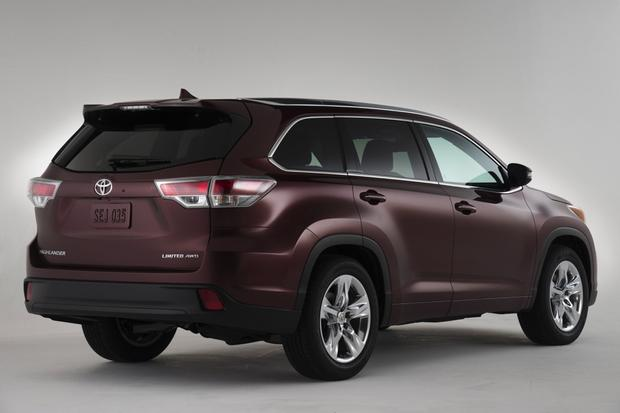 2014 Toyota Highlander: New Car Review featured image large thumb3