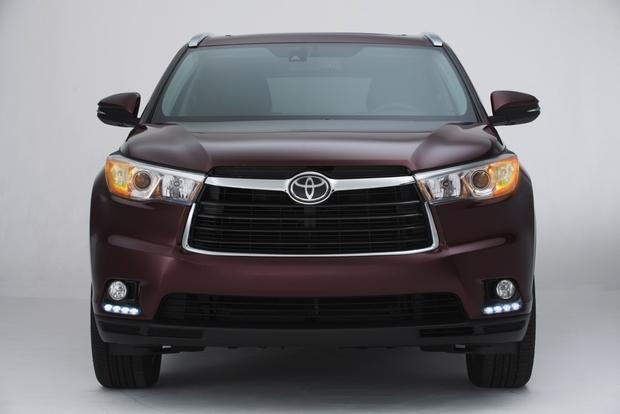 2014 Toyota Highlander: New Car Review featured image large thumb4