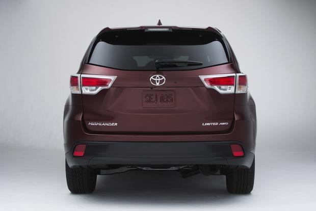 2014 Toyota Highlander: New Car Review - Autotrader