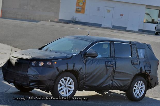 2014 Toyota Highlander Redesign