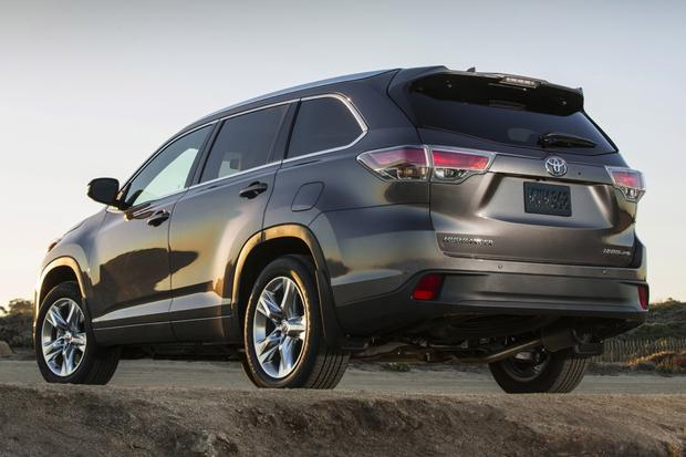 2014 Toyota Highlander vs. 2014 Nissan Pathfinder: Which Is Better