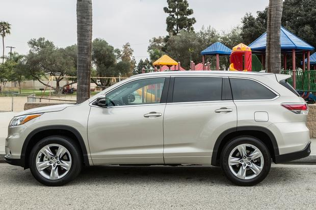 2015 Toyota Highlander New Car Review Autotrader