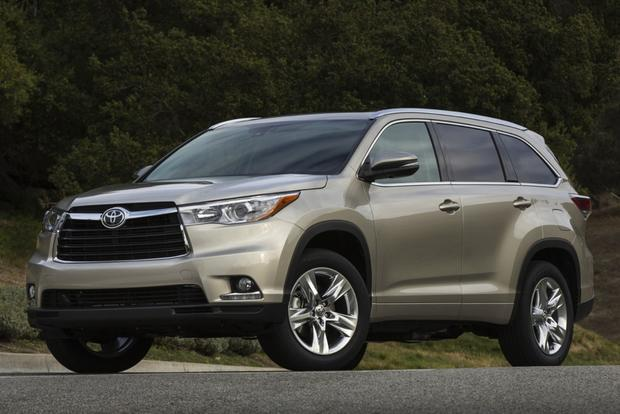 2015 Toyota Highlander: New Car Review featured image large thumb1