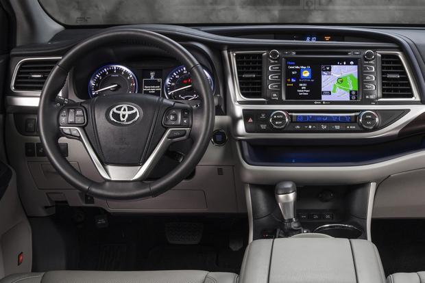 2015 Toyota Highlander New Car Review Autotrader