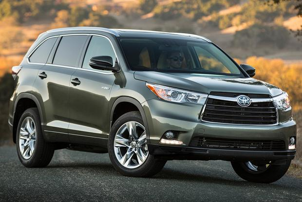 2017 Toyota Highlander Hybrid New Car Review Featured Image Large Thumb0