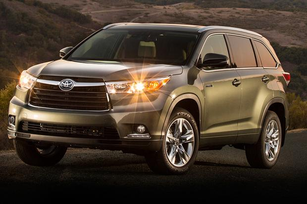 2015 Toyota Highlander Hybrid: New Car Review featured image large thumb3