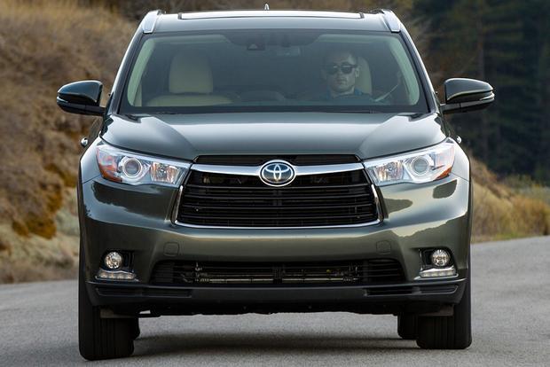 2015 Toyota Highlander Hybrid: New Car Review - Autotrader