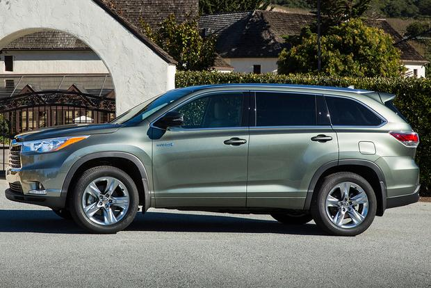 2015 Toyota Highlander Hybrid: New Car Review featured image large thumb6