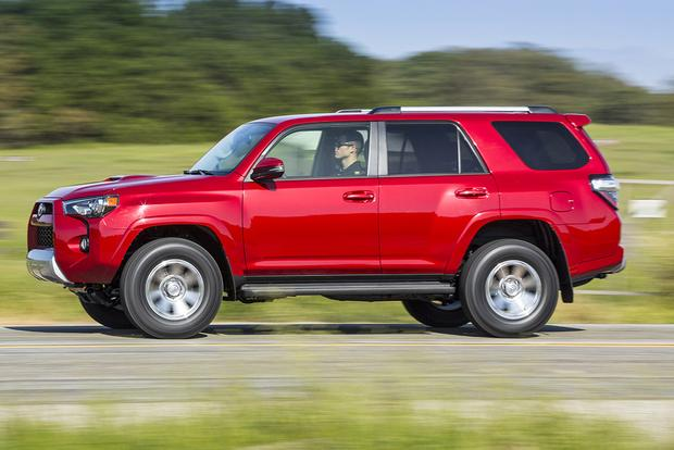 2015 Toyota Highlander Vs. 2015 Toyota 4Runner: Whatu0027s The Difference?  Featured Image Large