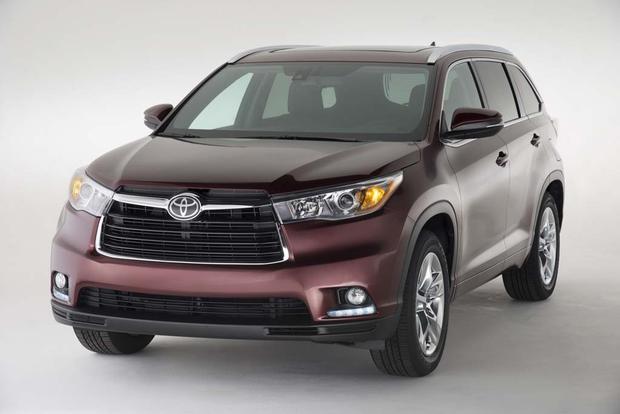 2016 Toyota Highlander: New Car Review