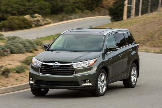 2016 Toyota Highlander Hybrid: New Car Review