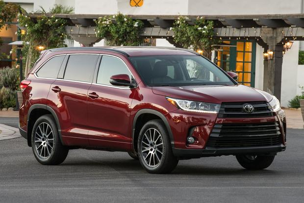 2017 Toyota Highlander New Car Review Featured Image Large Thumb0