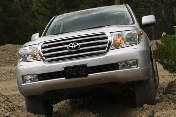 2008-2013 Toyota Land Cruiser