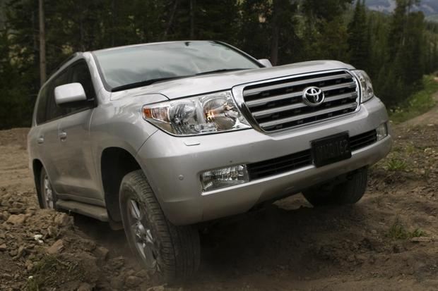 2008-2013 Toyota Land Cruiser featured image large thumb2