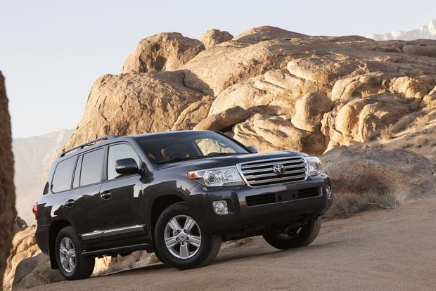 2013 Toyota Land Cruiser: New Car Review