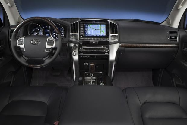 2014 Toyota Land Cruiser New Car Review Autotrader