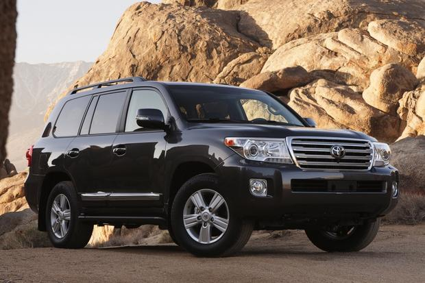 2015 Toyota Land Cruiser: New Car Review Featured Image Large Thumb0