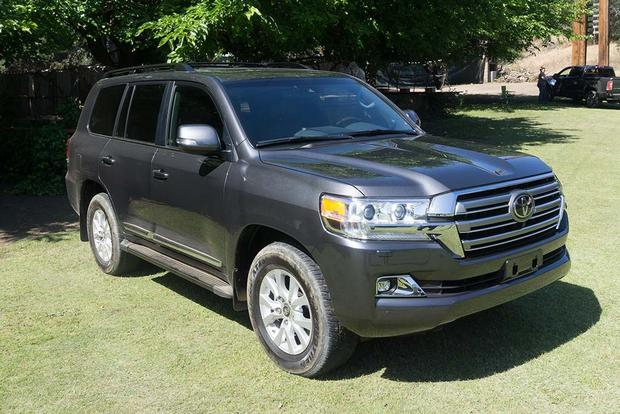 2016 Toyota Land Cruiser: Real World Review