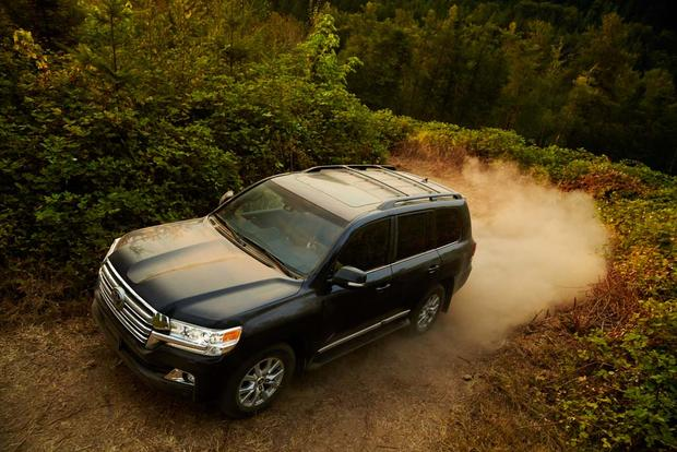 2017 Toyota Land Cruiser: New Car Review featured image large thumb0