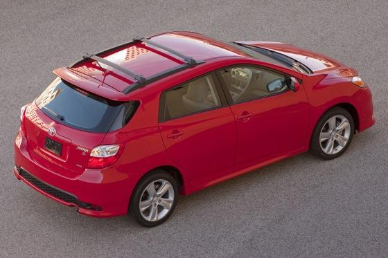 2012 Toyota Matrix: OEM Image Gallery featured image large thumb5