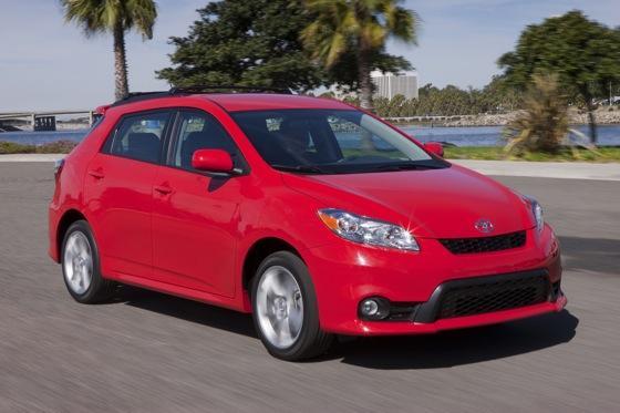 2012 Toyota Matrix: OEM Image Gallery featured image large thumb6