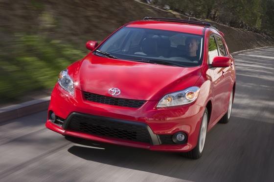 2012 Toyota Matrix: OEM Image Gallery featured image large thumb12