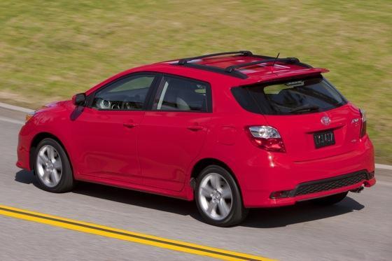 2012 Toyota Matrix: OEM Image Gallery featured image large thumb14
