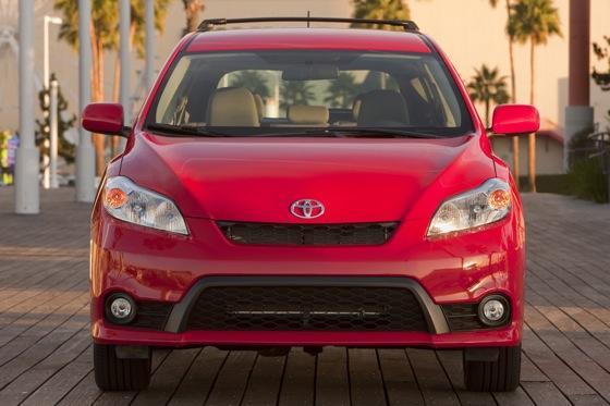 2012 Toyota Matrix: OEM Image Gallery featured image large thumb19