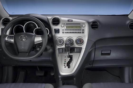 2012 Toyota Matrix: OEM Image Gallery featured image large thumb21
