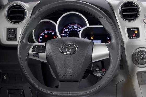 2012 Toyota Matrix: OEM Image Gallery featured image large thumb22