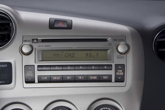 2012 Toyota Matrix: OEM Image Gallery featured image large thumb24