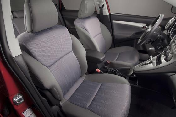 2012 Toyota Matrix: OEM Image Gallery featured image large thumb27