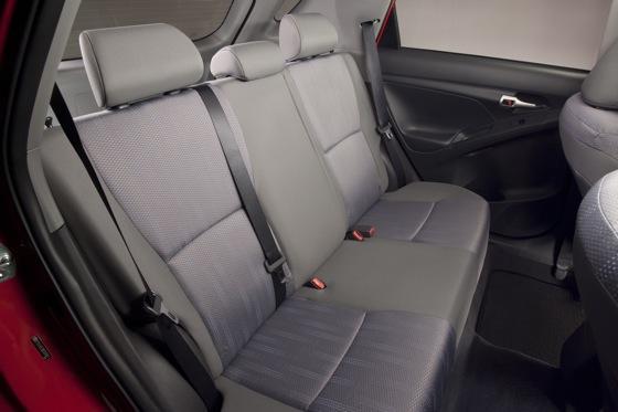 2012 Toyota Matrix: OEM Image Gallery featured image large thumb28