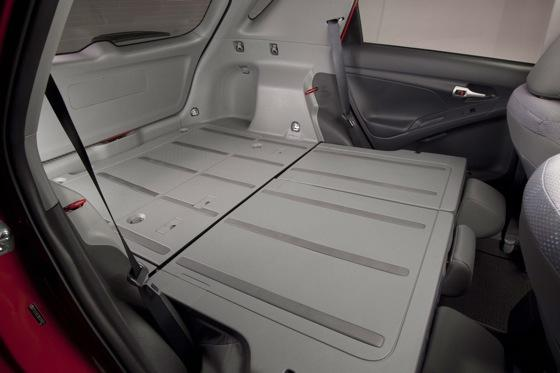2012 Toyota Matrix: OEM Image Gallery featured image large thumb29