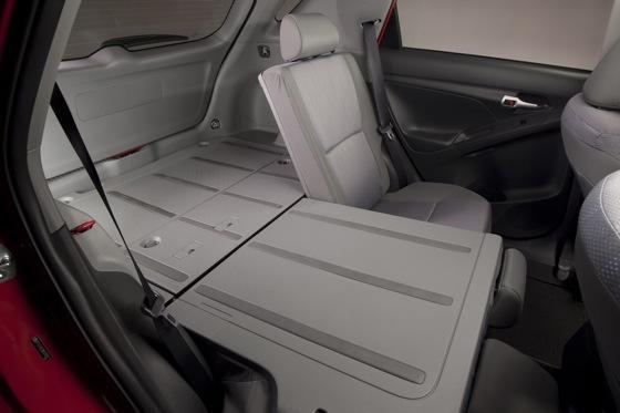 2012 Toyota Matrix: OEM Image Gallery featured image large thumb30