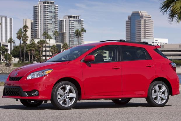 2013 Toyota Matrix: New Car Review featured image large thumb1