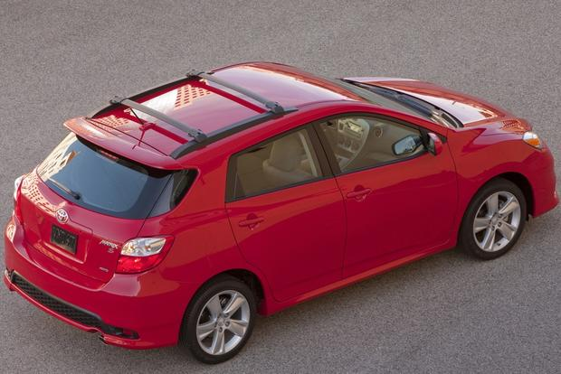 2013 Toyota Matrix: New Car Review featured image large thumb2