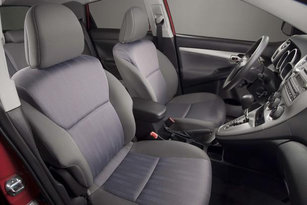 2013 Toyota Matrix: New Car Review featured image large thumb6