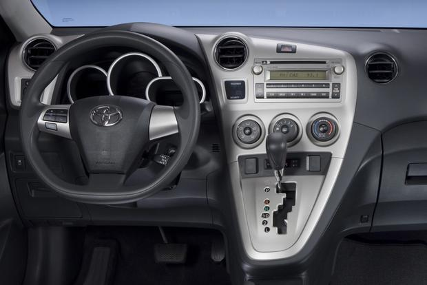 2013 Toyota Matrix: New Car Review featured image large thumb8