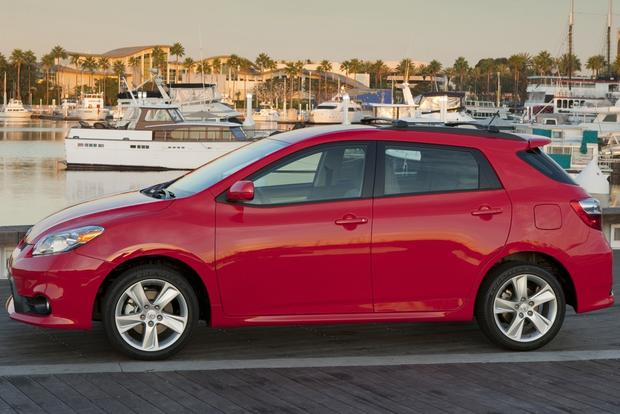 2013 Toyota Matrix: New Car Review featured image large thumb9