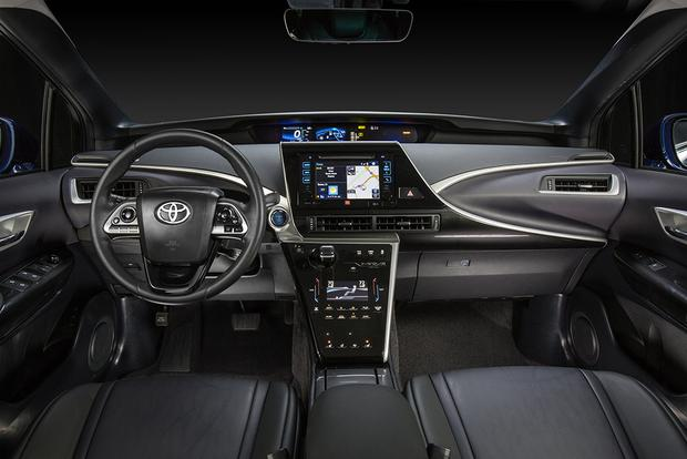 2017 Toyota Mirai: New Car Review featured image large thumb4
