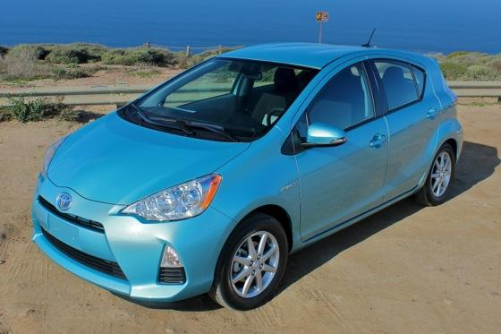 2013 Toyota Prius C: First Drive featured image large thumb5